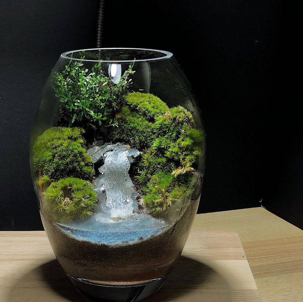 Maravilla cascada
