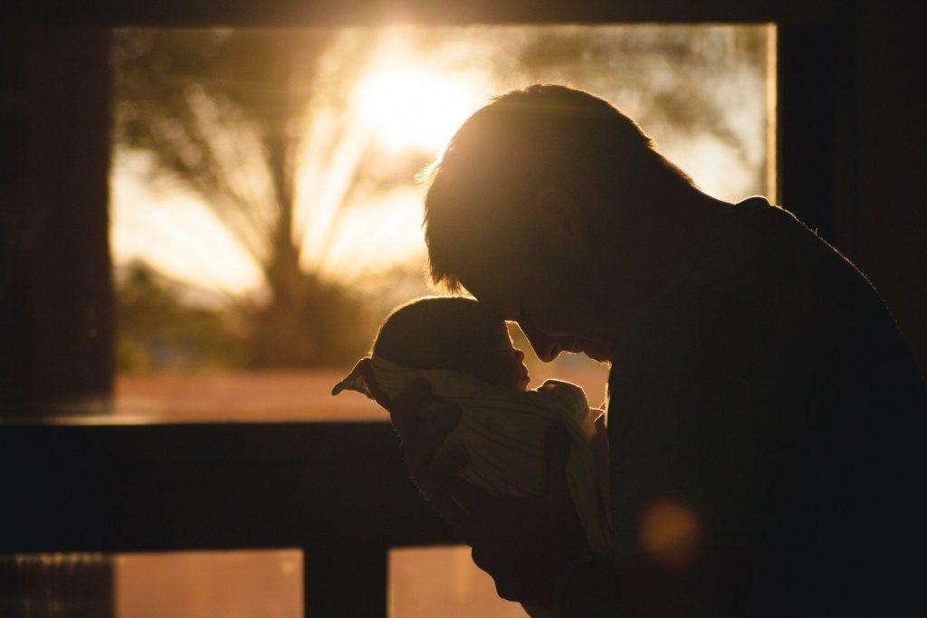 Padre hijos información