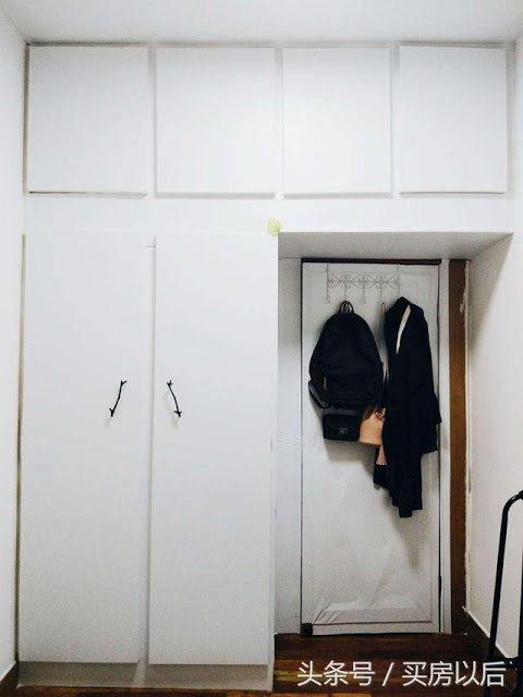 armarios pintados blanco