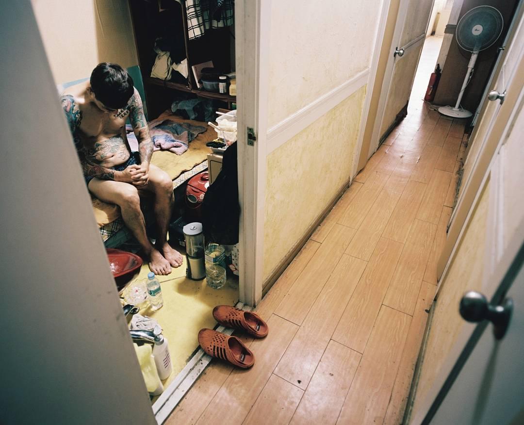 habitaciones 4 metros Corea Sur