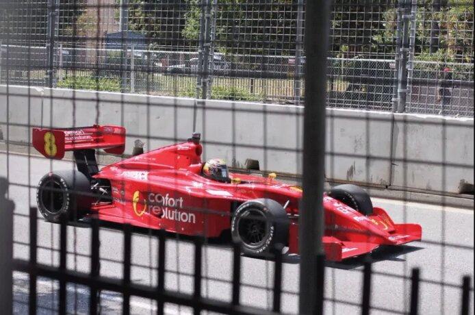F1 rojo