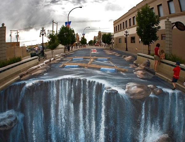 cascada 3D