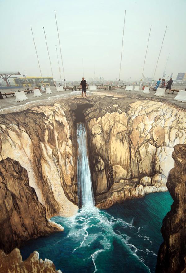 cascada graffiti