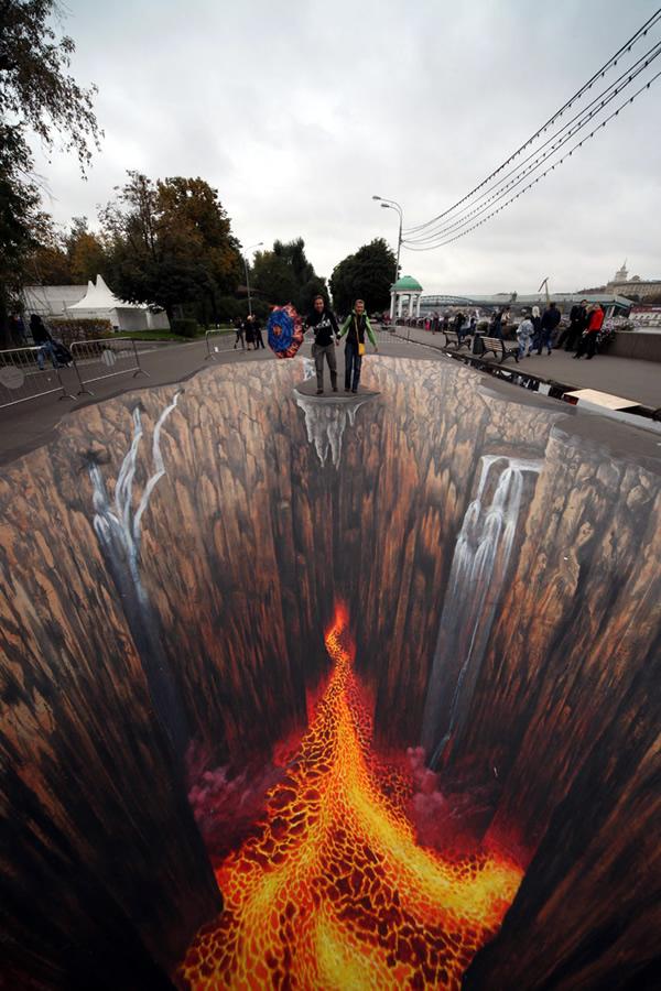abismo graffiti