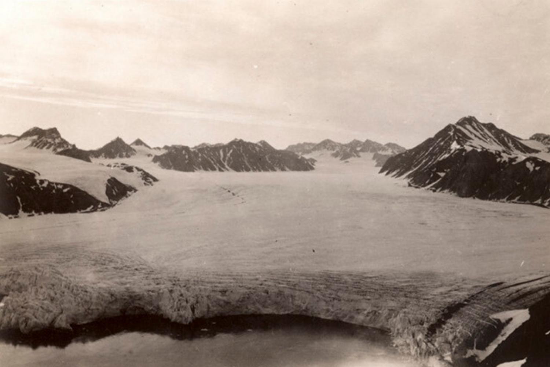 Ártico hace 100 años