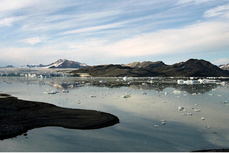 lago Ártico