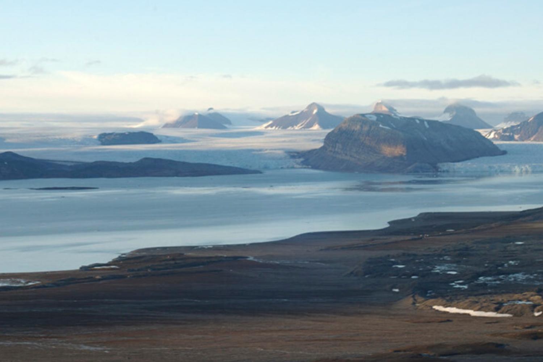 panorámica Ártico