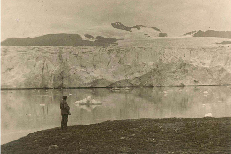fotografía antigua Ártico