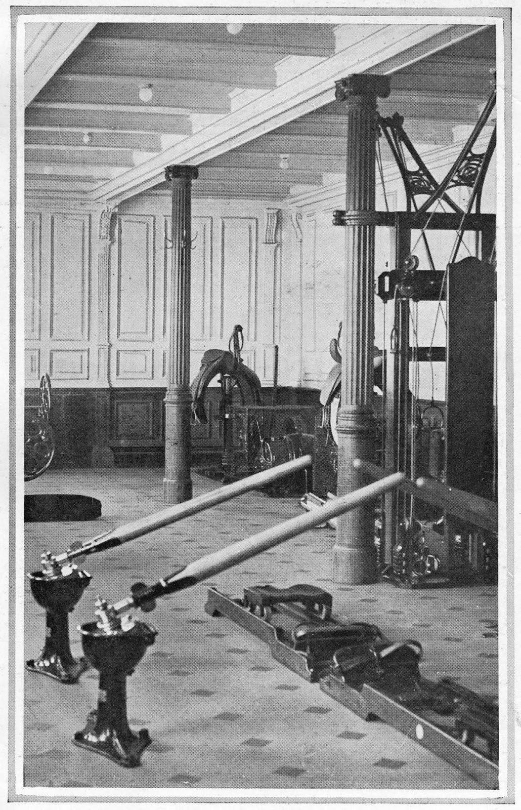 gimnasio principios s.XX