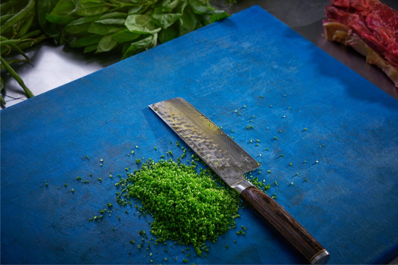 tabla de cortar alimentos