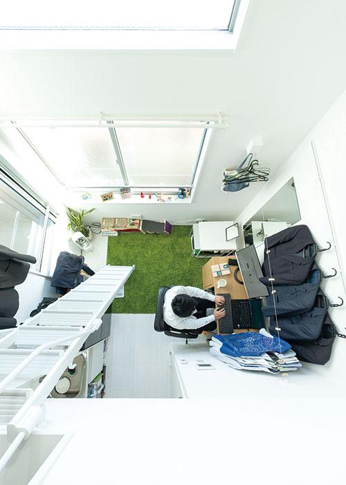 mini apartamento japon