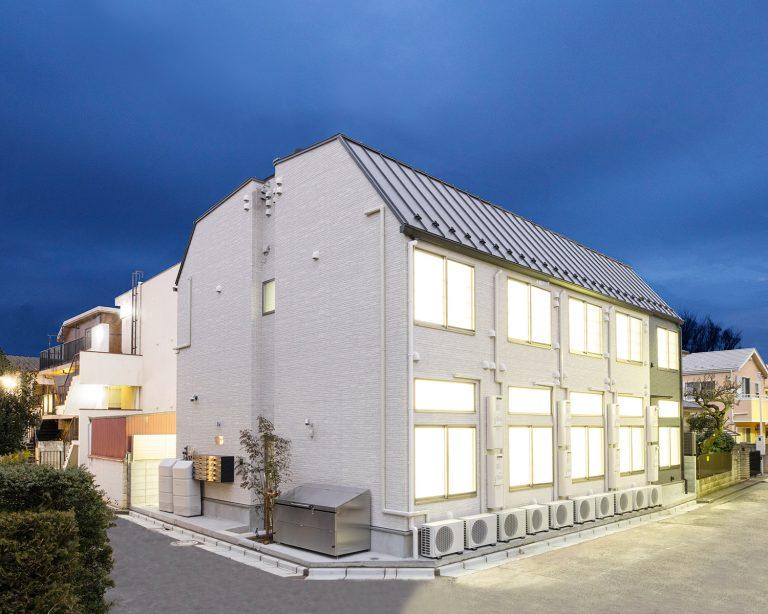 apartamentos japon