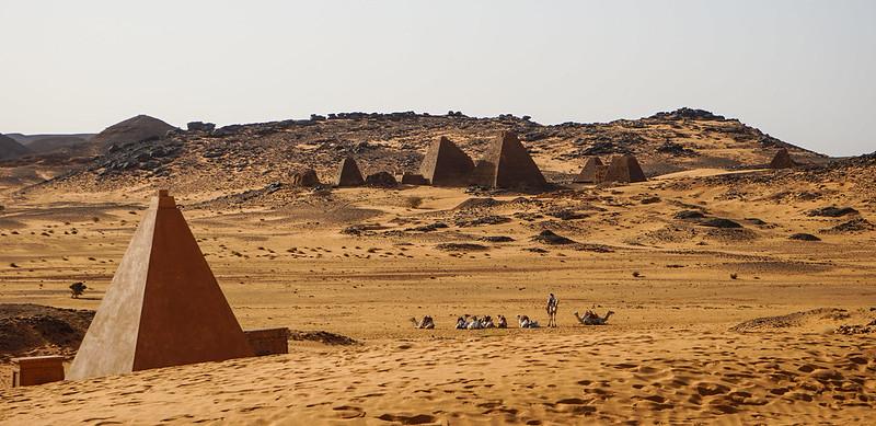 Pirámides Sudán 2
