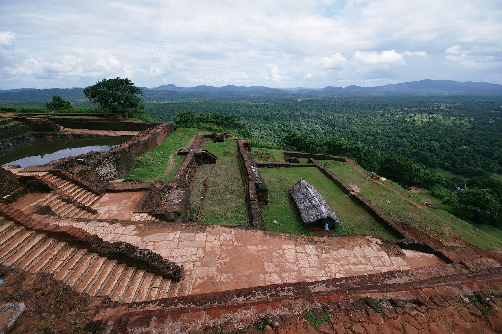 Ciudad antigua fortaleza