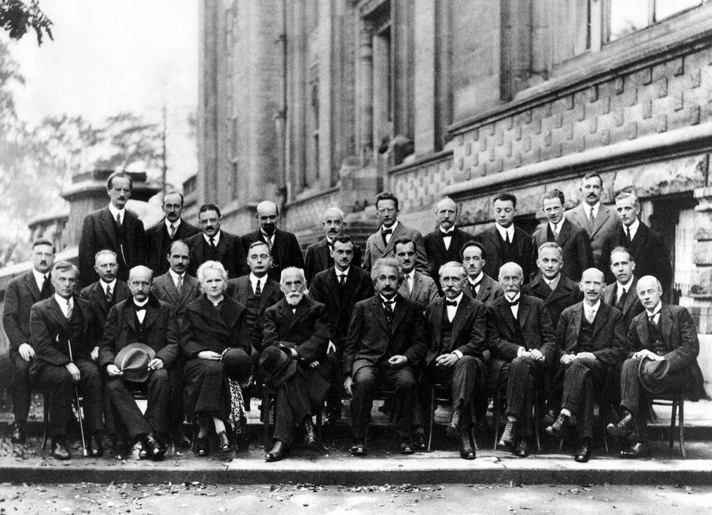 Conferencia Solvay 1927