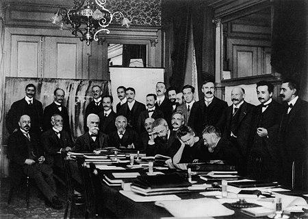 Primer Congreso Solvay 1911