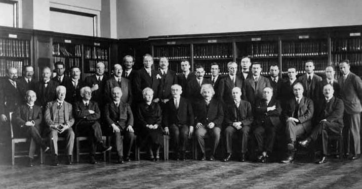 Sexto Congreso Solvay 1930