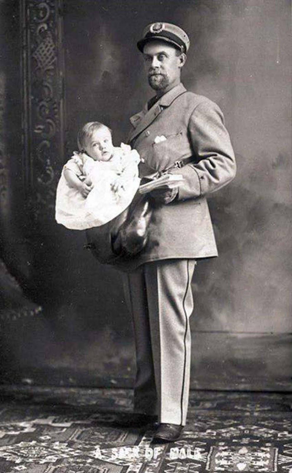bebés por correo
