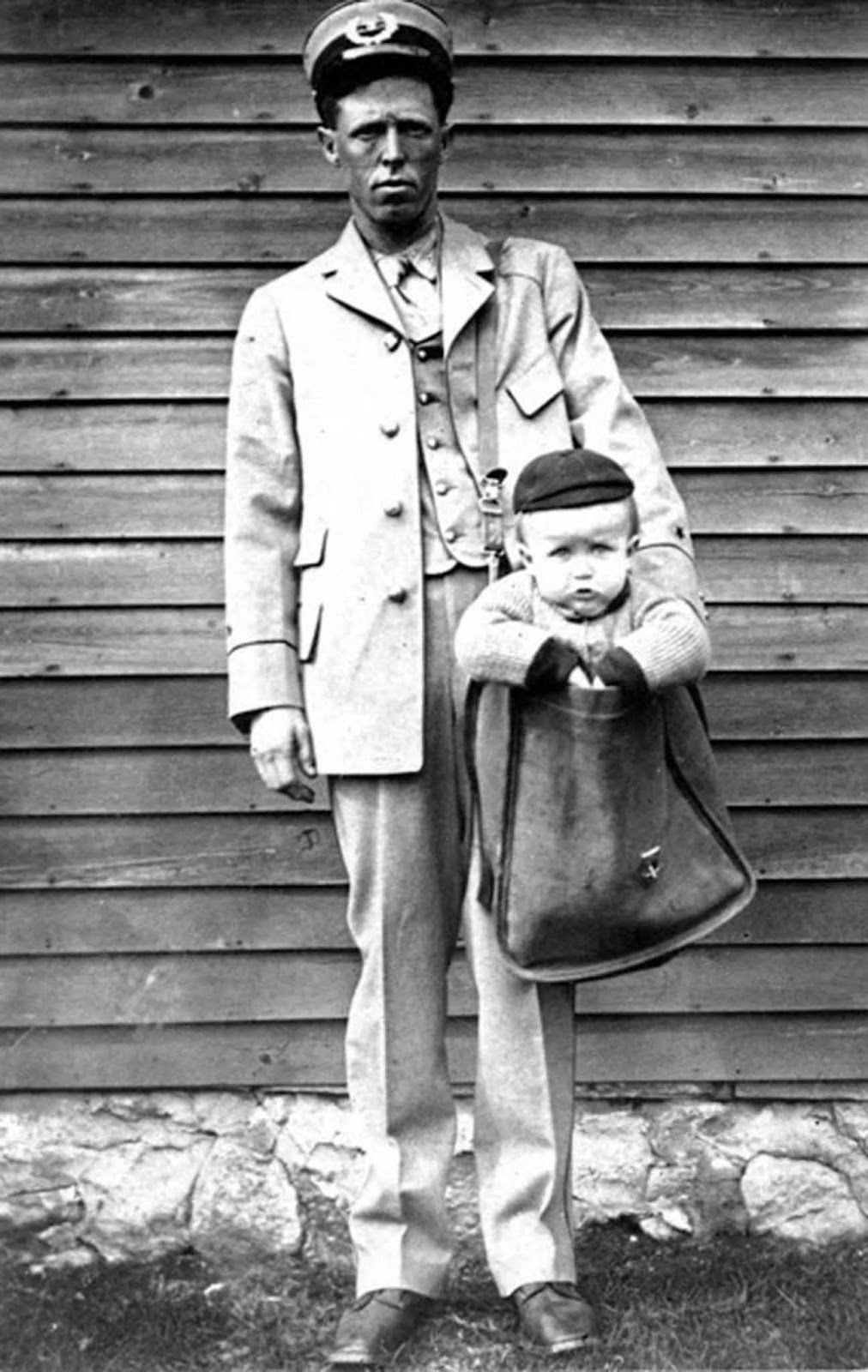 envío de bebés por correo