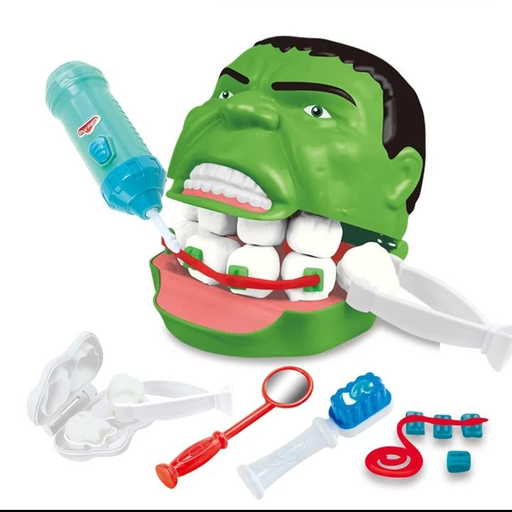 hulk dentista