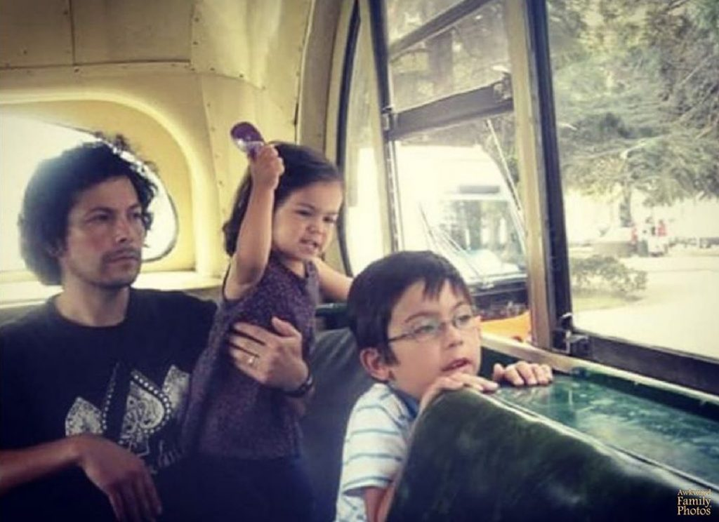 Autobús niña ataque