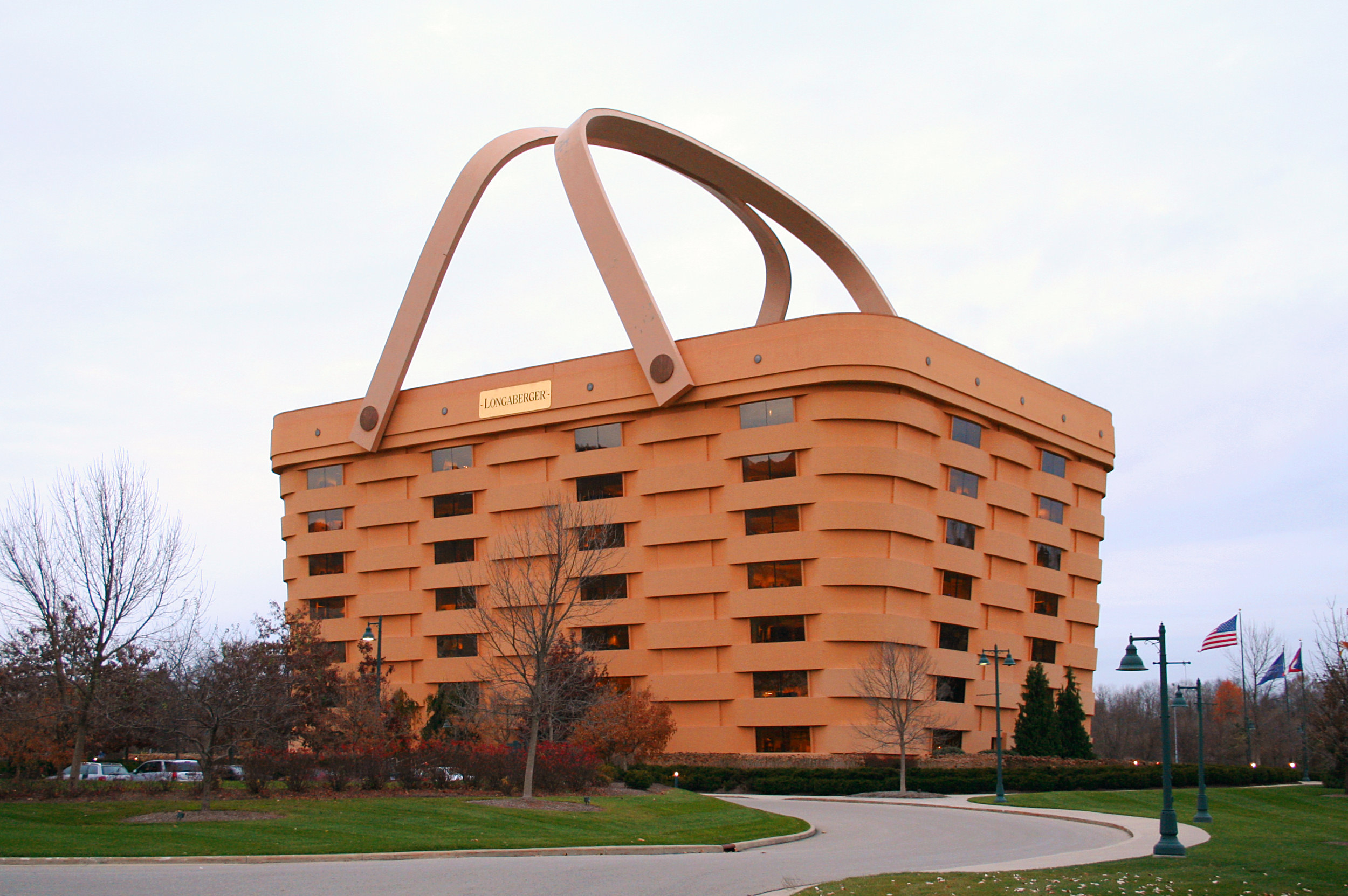 edificio cesta ohio