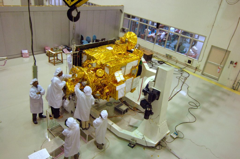 Spnda Chandrayaan-1
