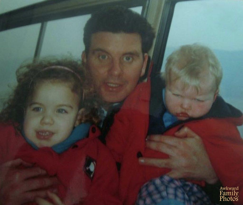 Viaje barco fotos familiares