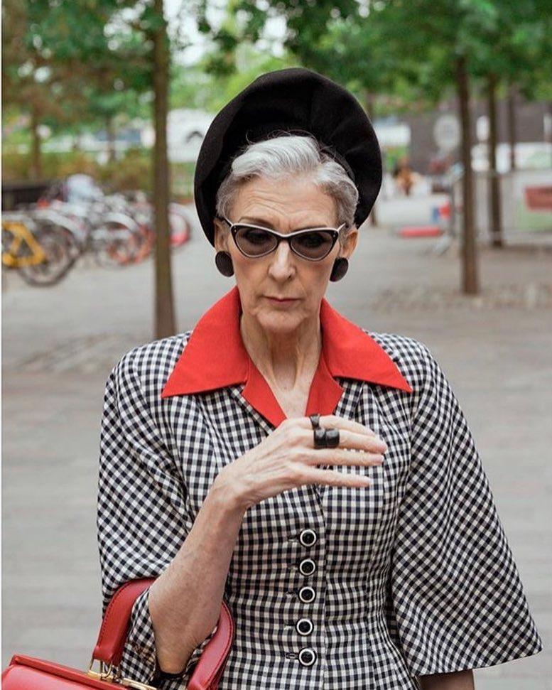 señora elegancia