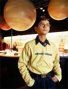 Akrit Jaswal de niño