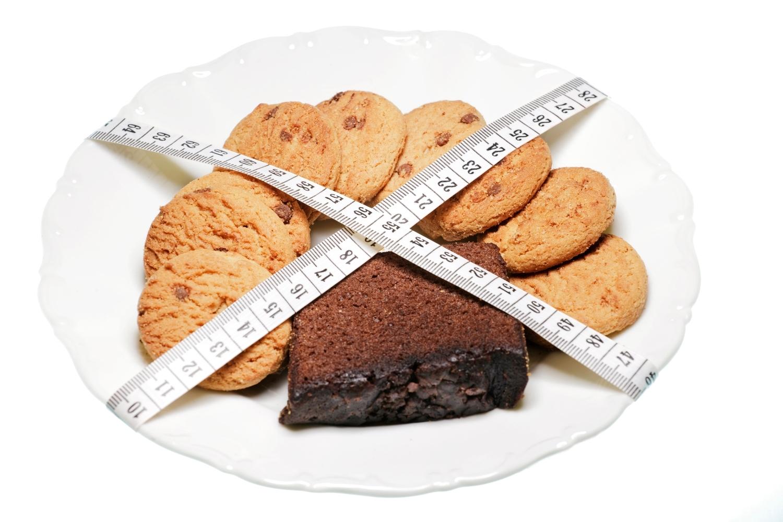 plato galletas