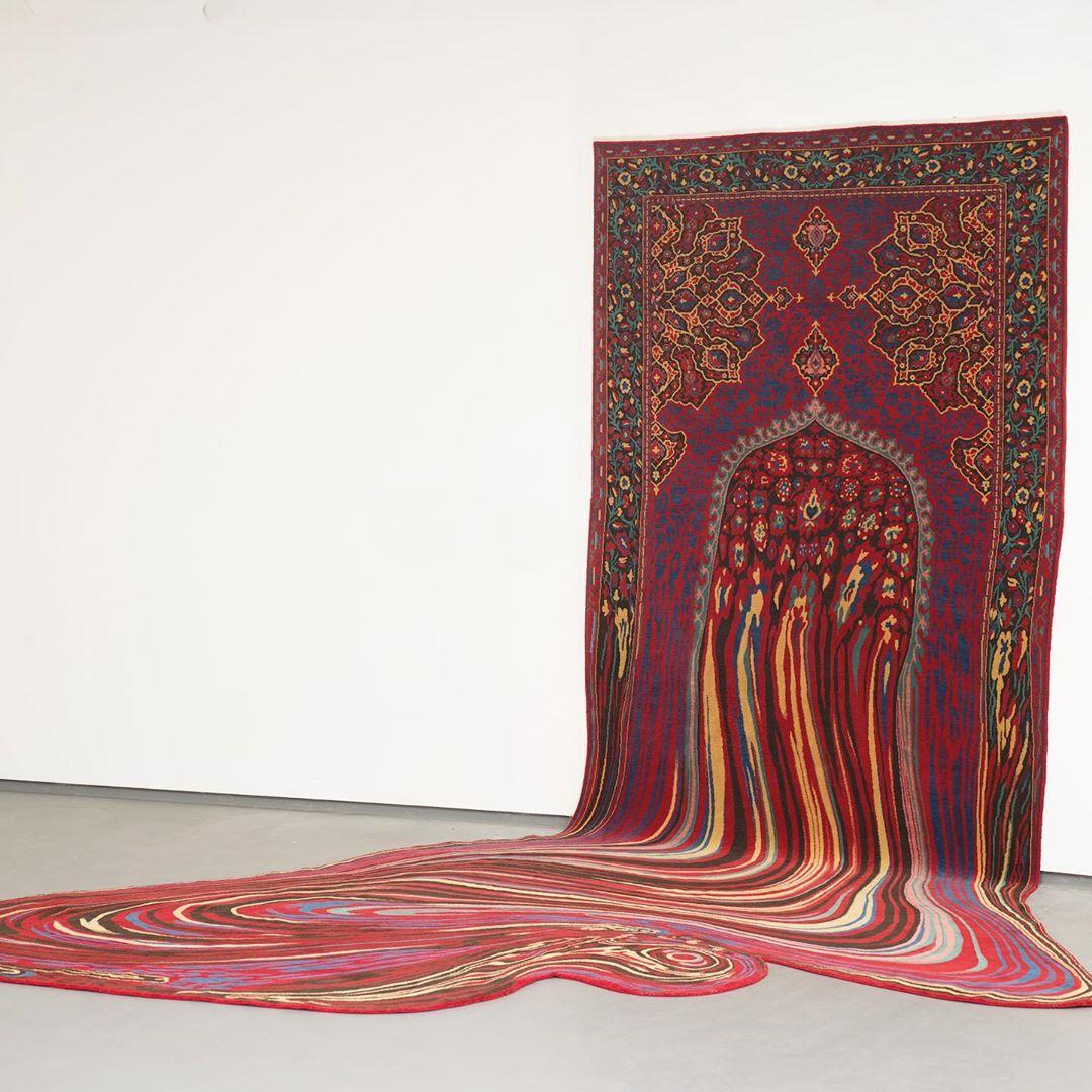 dudas alfombra