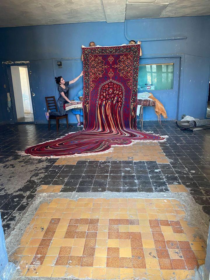 alfombras increíbles