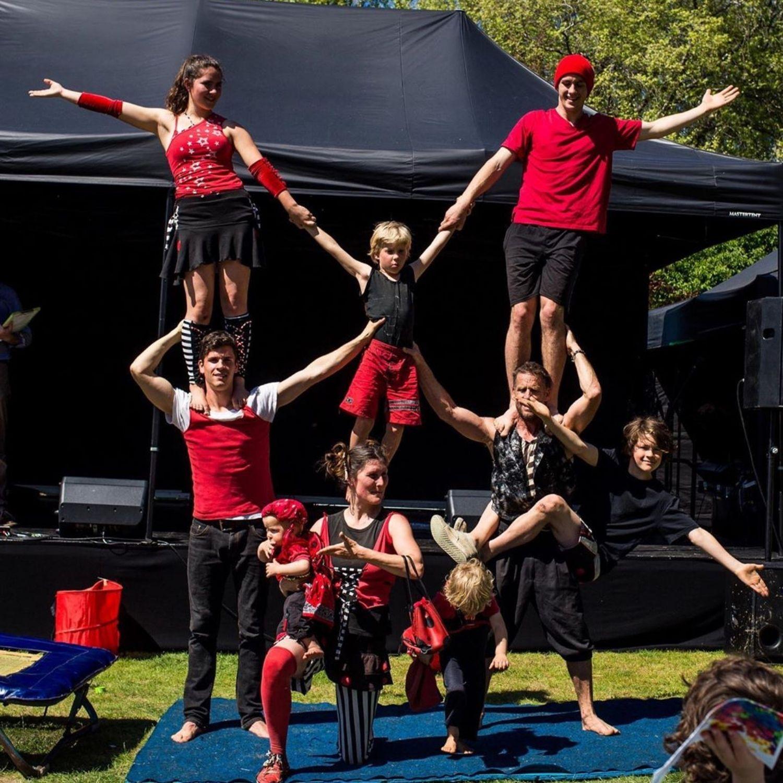 familia circo