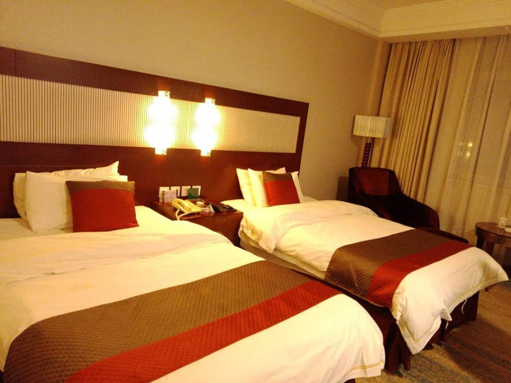 hoteles dioses chinos suite