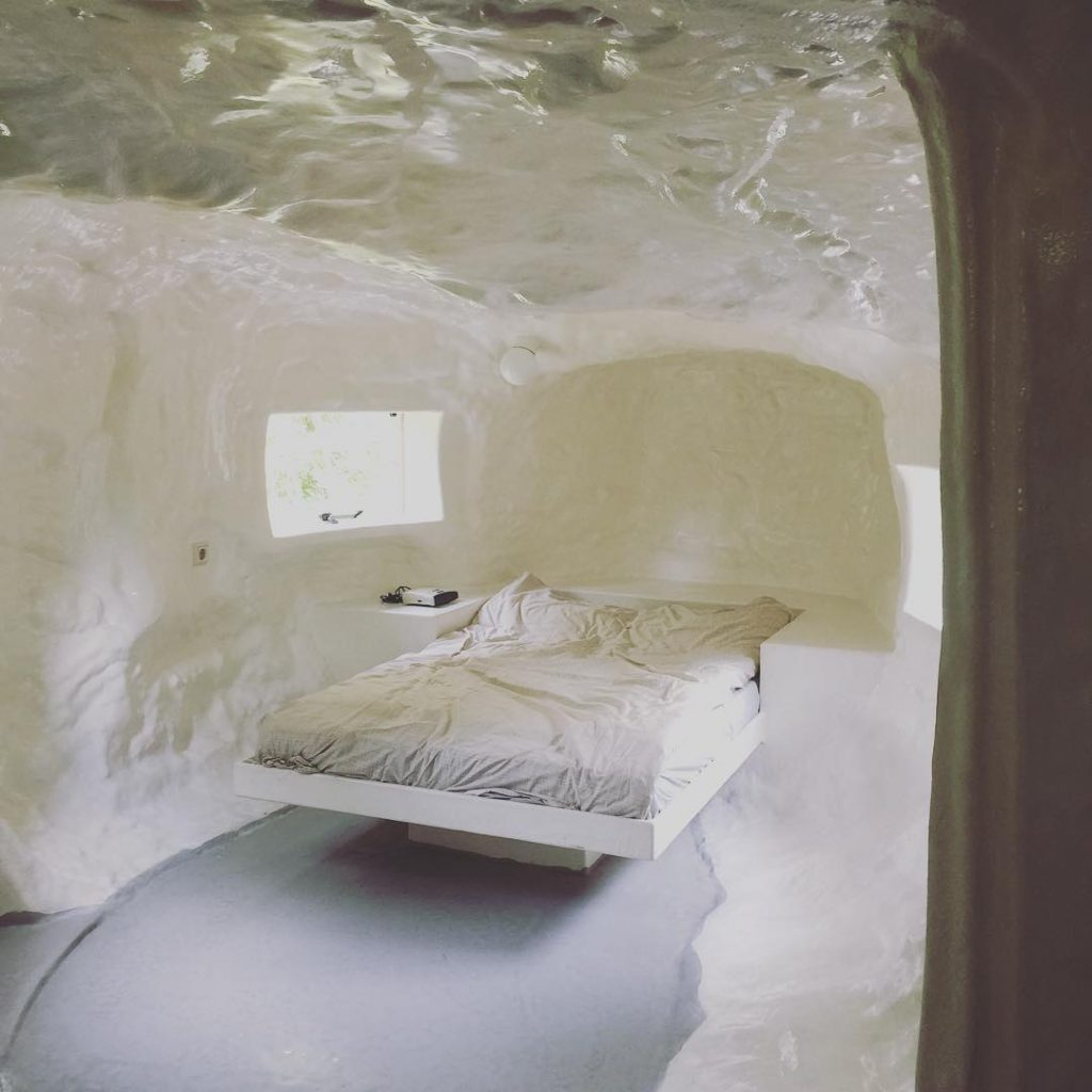 hoteles curiosos mundo intestino interior