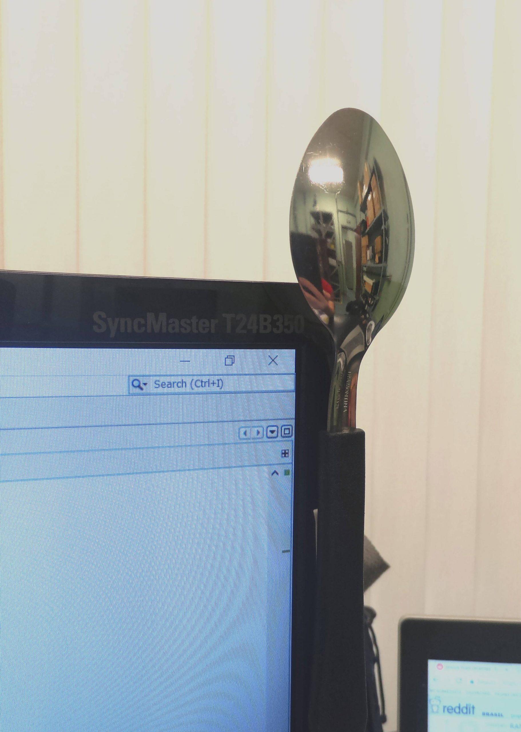 cuchara ordenador