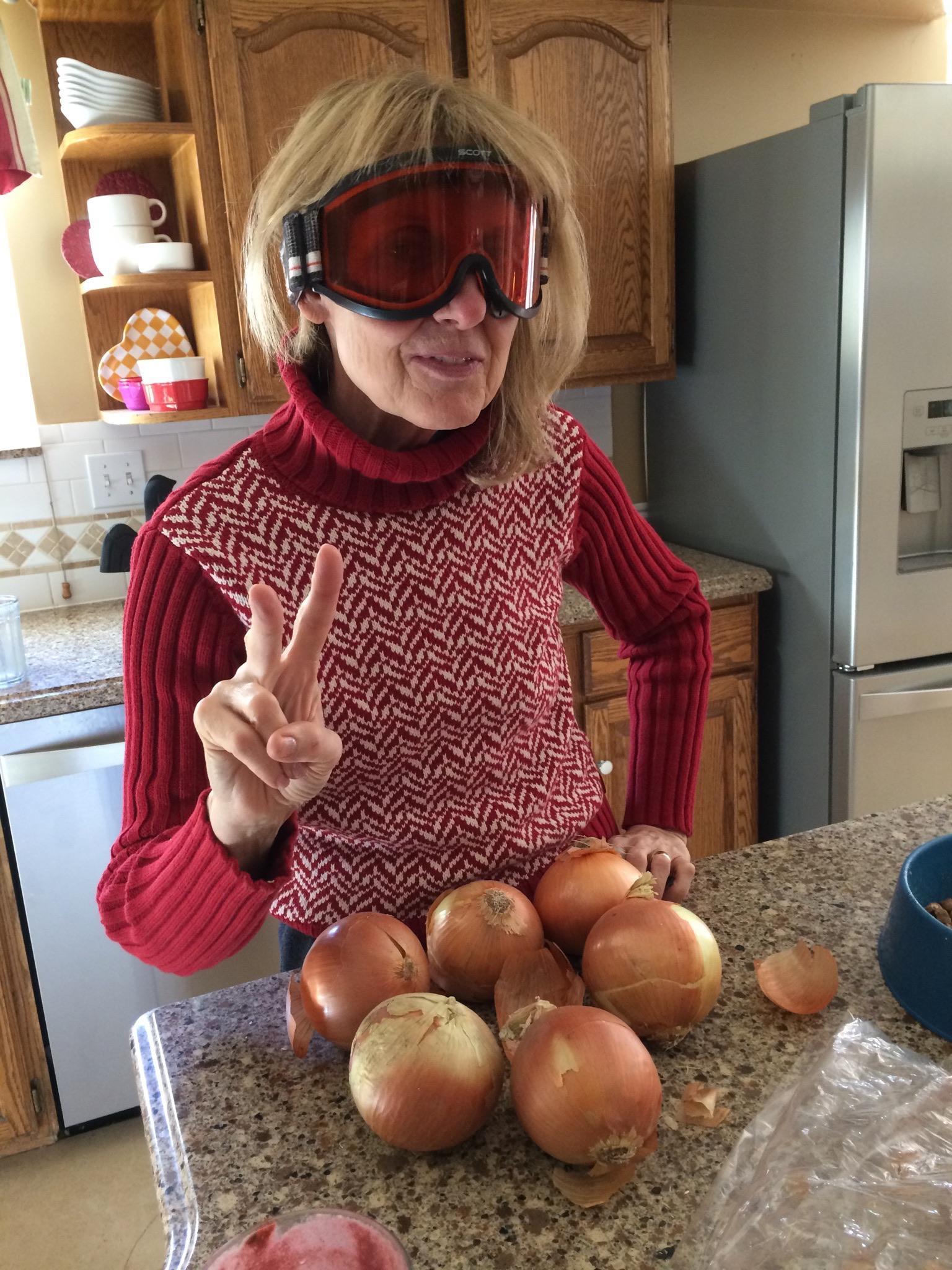 truco para las cebollas