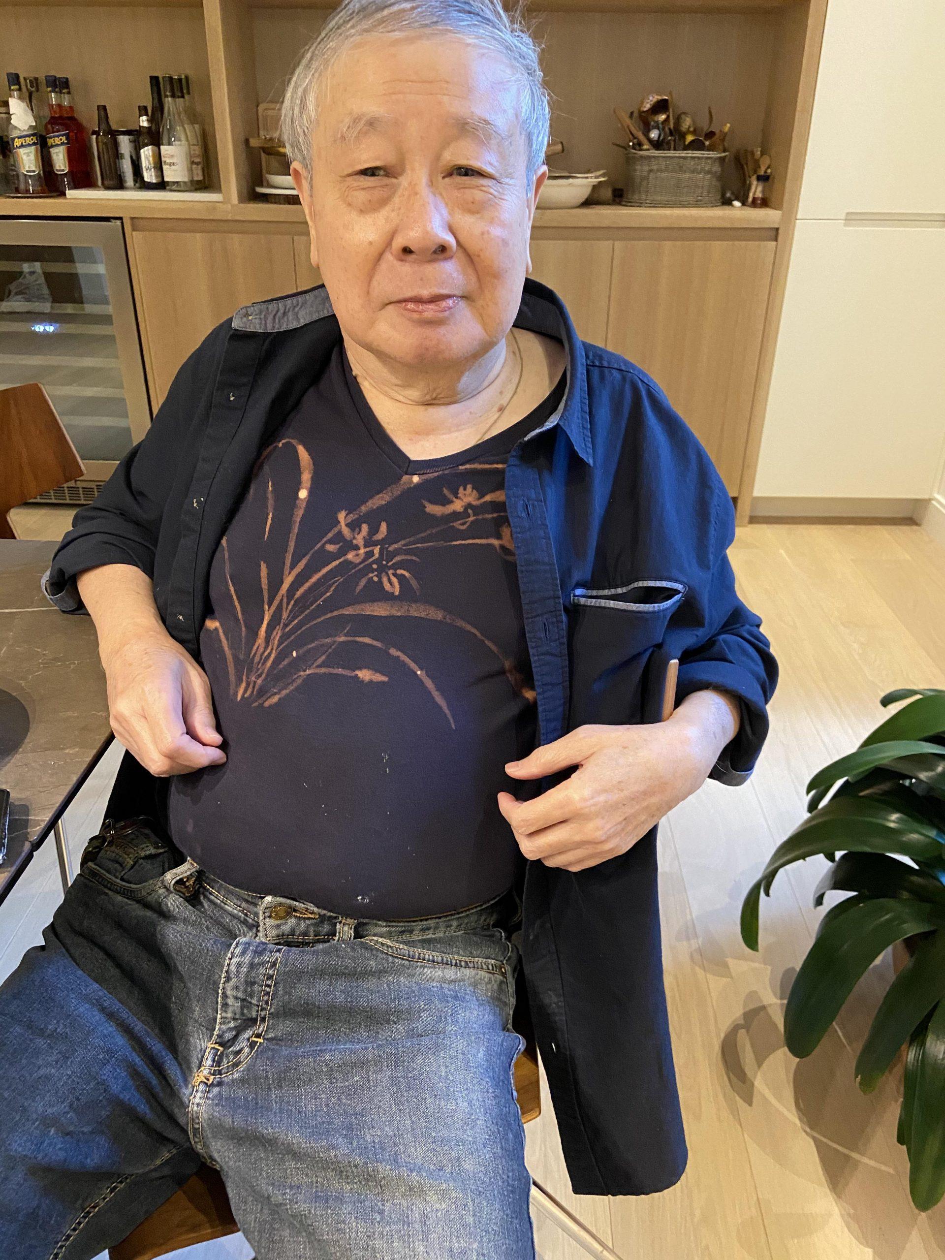 camiseta lejía