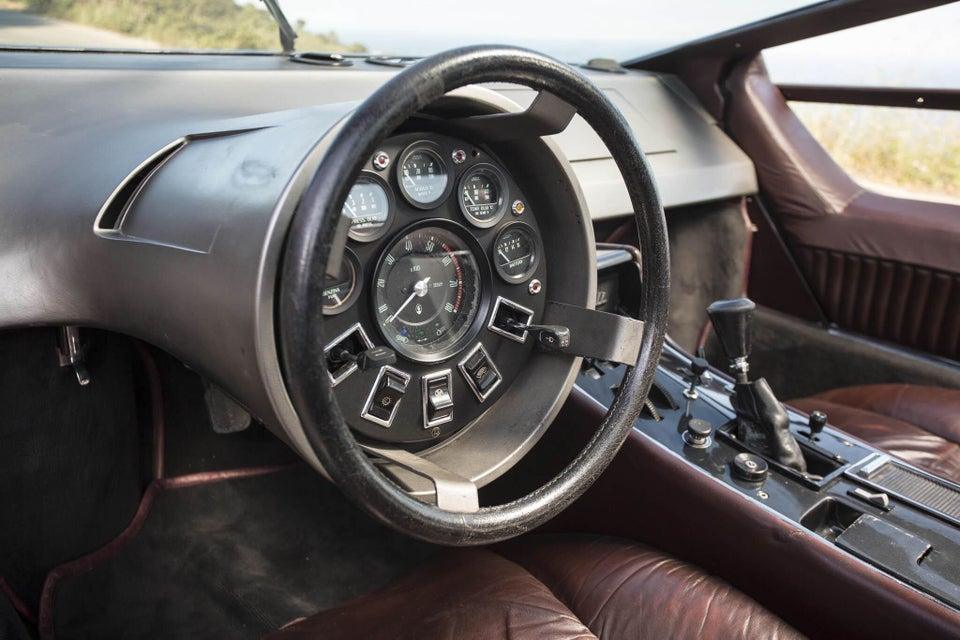 volante de Maserati