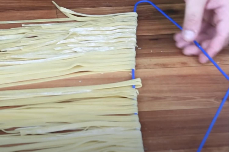 secar pasta fresca