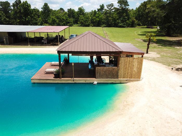 chiringuito piscina