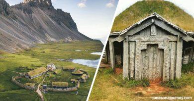 pueblo vikingo islandia