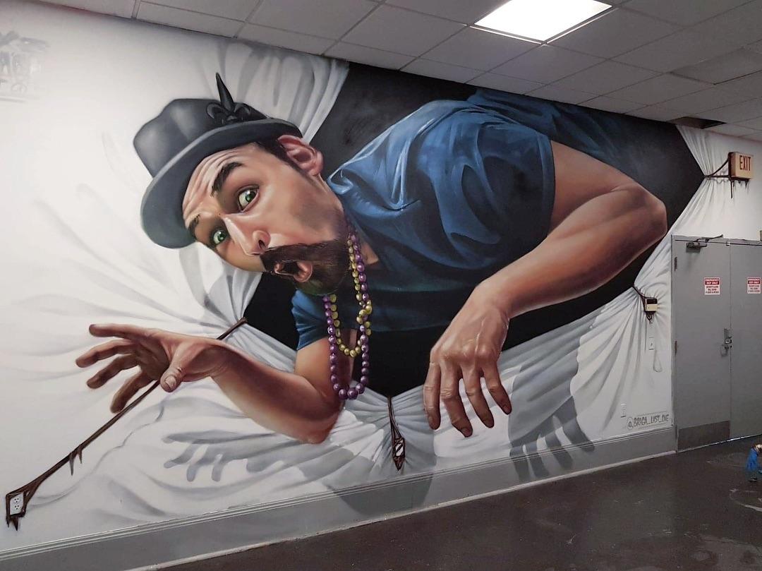 rapero graffiti