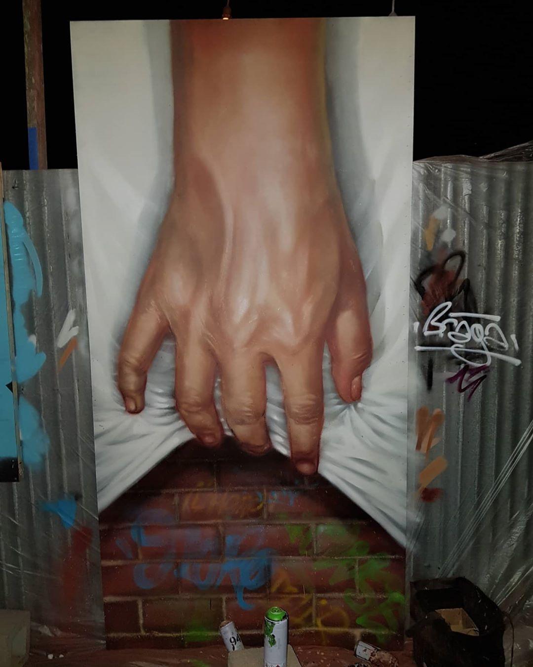 destapando el muro