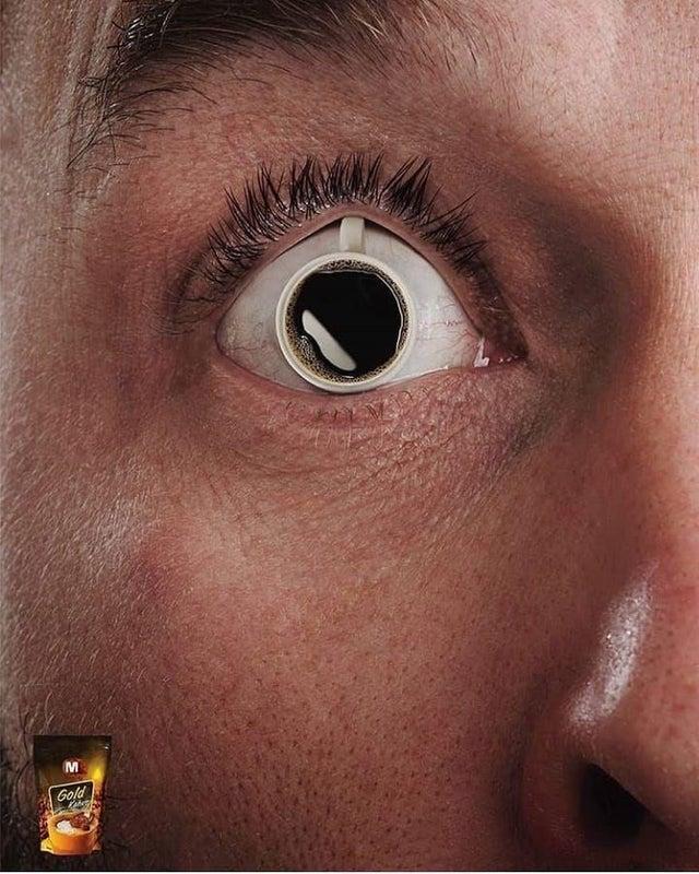 anuncio café ojo