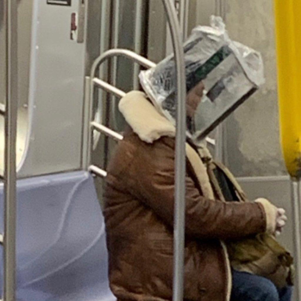 bolsa mascarilla