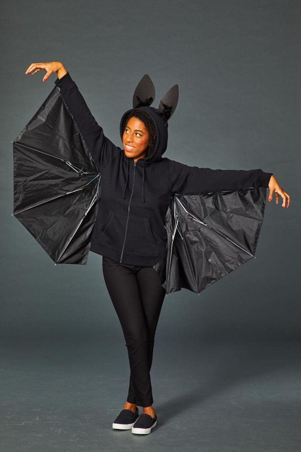 disfraz murciélago