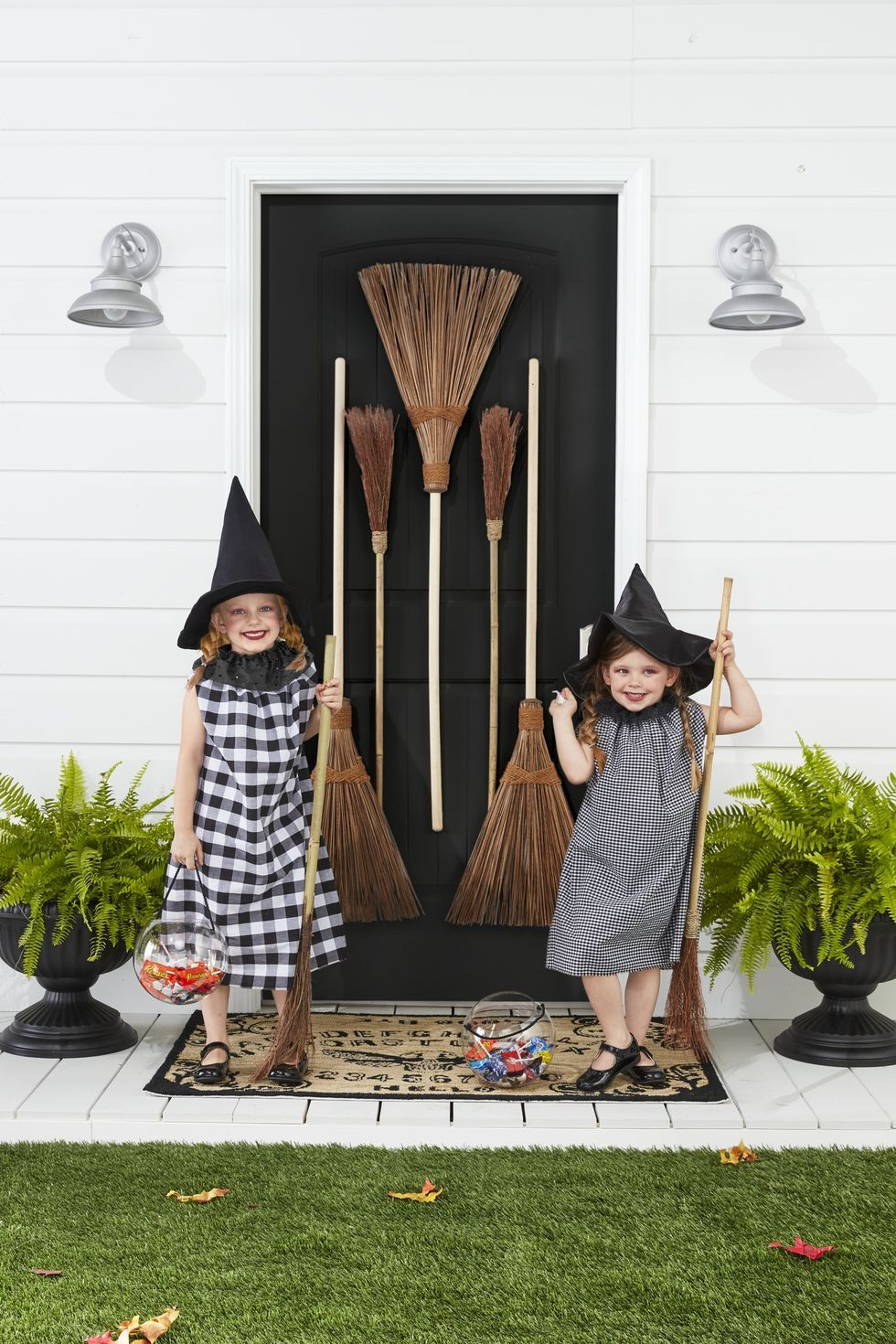 disfraz de brujas para niñas