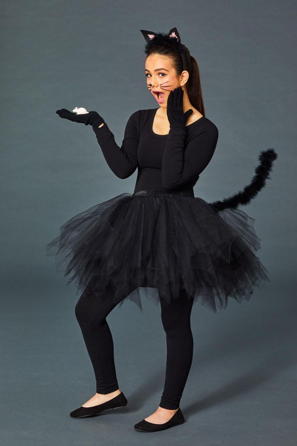 disfraz de gata